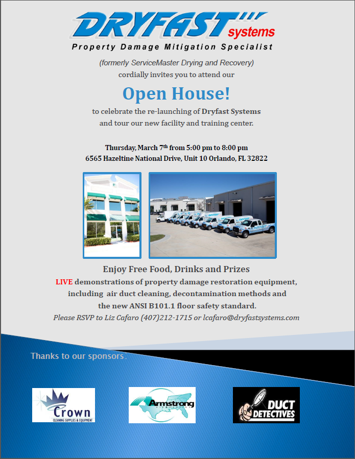 Dryfast-open-house