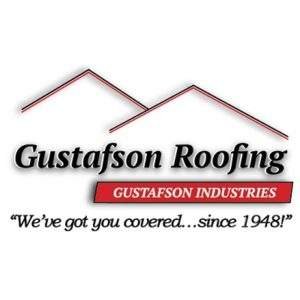 Gustafson Roofing Logo
