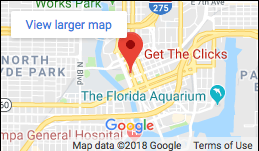 GTC Tampa Map
