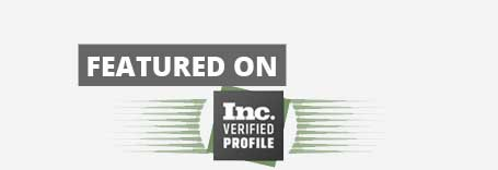 featured on INC Verified Profile
